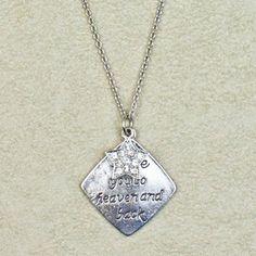 Pavé Crystal Starlight Love Necklace Women's