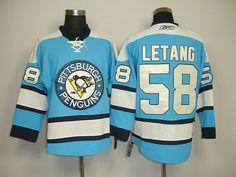 ... Pittsburgh Penguins 11 Jordan STAAL St. Pattys Day Jersey. Pittsburgh  Penguins 58 Kris LETANG ... f0585d940