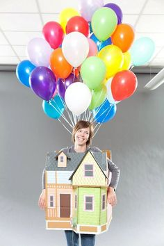 up house costume