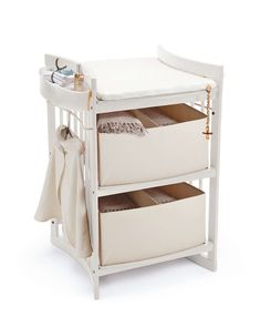 Care Changing Station, White