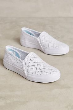 ce04ec7c260 Keds Double Decker Perforated Sneakers Sock Shoes