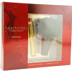 Revlon Gift Set Absolutely Fabulous By Revlon