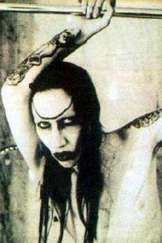 Marilyn Manson 🖤🖤