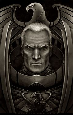 WARHAMMER 40000 Rogal Dorn was the Primarch of the Imperial Fists Space Marine Chapter. He was one of the twenty Primarchs created by the Emperor in the earliest days of the Imperium, just after th...