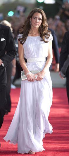 More Pics of Kate Middleton Evening Dress