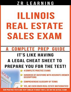 Your Guide to Passing the AMP Real Estate Exam by Joyce Sterling ...