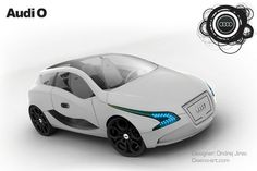 Audi O Concept Car by Ondrej Jirec