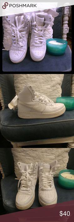 ee61e7cf617 Nike Air Force One High GS