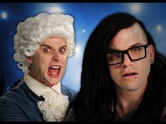 Mozart vs Skrillex. Epic Rap Battles of History Season 2 | The 39 Most Important Viral Videos Of 2013