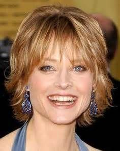 Image result for medium cut hairstyles for older heavier women
