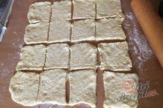 Babiččin recept – tvarohové kynuté šatičky – RECETIMA Nutella, Granny Square Blanket, Stepping Stones, Crochet Granny, Challah, Bakken, Ancient Recipes, Top Recipes, Stair Risers