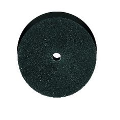 #meulette #circulaire EVE® #noire. Disponible www.diaminor.com. EVE® #polisher #wheel #black. Available on www.diaminor.com