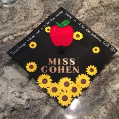 - Happy New Year 2019 Teacher Graduation Cap, Graduation Crafts, College Graduation Parties, Graduation Cap Designs, Graduation 2016, Graduation Cap Decoration, Grad Cap, Cap Decorations, Preschool Crafts
