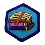 Book Adventurer Badge