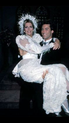 Days of our lives - classic picture of Marlena & John Black