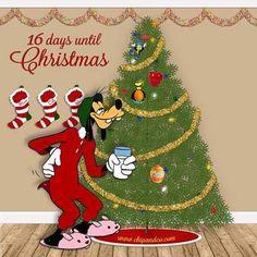 16 days   A Disney Christmas   Pinterest   Disney christmas