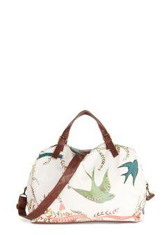 Girl Meets Voyage Weekend Bag.  #modcloth