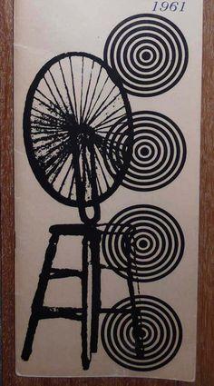 Marcel Duchamp, Bewogen Beweging, Moving Movement 1961