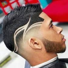 Disegni tribali capelli uomo