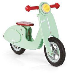 Tretroller Motorroller Mint #Janod  #Design