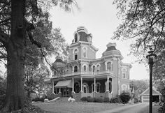 Lanneau-Norwood House, also known as the Lanneau House, is a historic home located at Greenville, South Carolina. It was built about 1877, and is a 2 1/2-story, brick Second Empire style mansion. The front façade features a central pavilion and octagonal tower and projecting corner pavilions. The tower extends 1 1/2-stories above the cornice line of the main block of the house. It also has a one-story, full width front porch with slender posts and scrolled brackets.
