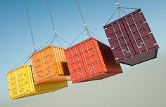 Odprawy celne w Hamburgu Transport kontenerów z Chin