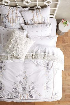 Footpath Duvet - anthropologie.com