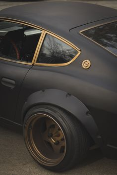 bar2fer | 7thcentru: Demonic Datsun 240z #RePin by AT Social Media Marketing - Pinterest Marketing Specialists ATSocialMedia.co.uk