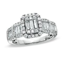 A ring that was designed to dazzle.