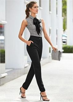 66 Best Work Outfits Women Office Ideas - Fashion and Lifestyle - Business Attire Casual Work Outfits, Mode Outfits, Office Outfits, Work Casual, Classy Outfits, Casual Office, Sexy Work Outfit, Classy Business Outfits, Work Outfits For Women
