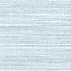 Thibaut Grasscloth Resource - Shang Extra Fine Sisal - Wallpaper - Sky Blue