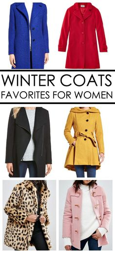 Coats for Women   We ve found the cutest winter coats for women. From bd7ac987ede