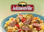 Johnsonville chicken sausage pasta primavera
