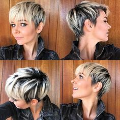 85 New Best Pixie Cut Ideas for 2019 Short Hair Source Pixie Cut Source Blonde Pixie Cut Source Colored Pixie Cut Source Pixie Haircut for Women Source Cute Pixie Cut Source Pixie Cut Black Women Source Spiky Pixie Cut Source… Continue Reading → Cute Pixie Cuts, Pixie Cut With Bangs, Blonde Pixie Cuts, Short Hair With Bangs, Short Hair Cuts, Hair Bangs, Long Bangs, Pixie Cut With Highlights, Best Pixie Cuts