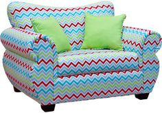 Shop for a Heather Zoom Zoom Mini Sofa at Rooms To Go Kids. Find that will look great in your home and complement the rest of your furniture.