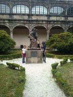 Sara e Inés, este verano en el Pazo Fonseca! Divinas!!