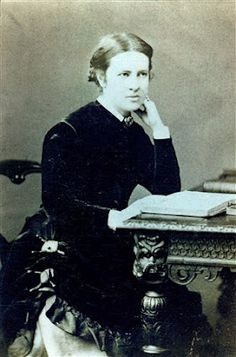 Elizabeth Garrett Anderson. First female physician in England, co-founder of the first hospital staffed by women, the first Dean of a British medical school, the first woman M.D. in France, the first woman in Britain to be elected to a school board and, as Mayor of Aldeburgh, the first female mayor and magistrate in Britain. Totally a reader, too.
