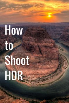 Shooting HDR (high dynamic range) photos is a lot easier than you think. Check out the guide where I break it all down for you.