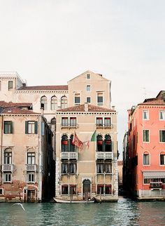 I've always wanted to go to Venice, Italy as I am so fascinated how the city is set up. The city is so unique and I have always wanted to go on a gondola (not in Epcot this time!). Overall, I have always wanted to travel to Italy to explore my Italian heritage and intend on including Venice in my trip.