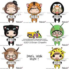 Running Man Fan Art by epionpion on DeviantArt Running Man Funny, Running Man Song, Running Man Cast, Running Man Korean, Ji Hyo Running Man, Korean Tv Shows, Korean Variety Shows, Sakura Haruno, Lee Min