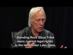 """New Legal Key to Ending Standing Rock-DAPL Dispute - YouTube. Standing Rock is a """"crucible""""..."""