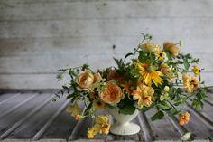 Seasonal arrangement by Floret Flowers