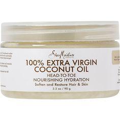 SheaMoisture Travel Size 100% Extra Virgin Coconut Oil