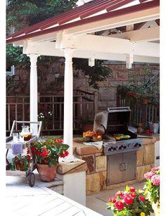 outdoor spaces idea - Home and Garden Design Ideas
