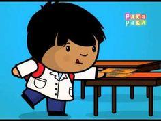 Zamba: ¿Cómo se vota? - Canal Pakapaka - YouTube