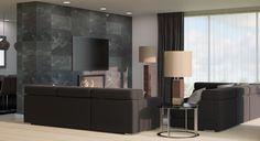 Sala de Estar - CBH - CBhome Móveis sofás Medida decoração