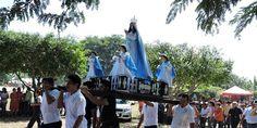 Mezcla de costumbres y fiesta en día de la Candelaria de Campeche