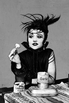 Valeska Suratt, silent film actress, c. 1910...... ●彡