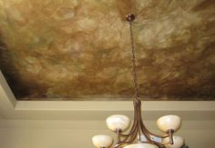Ceiling Mural | PAINTED CEILING MURALS • WALL FINISHES • WOODWORK/CABINET FINISHES