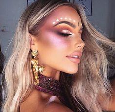 Festival makeup x